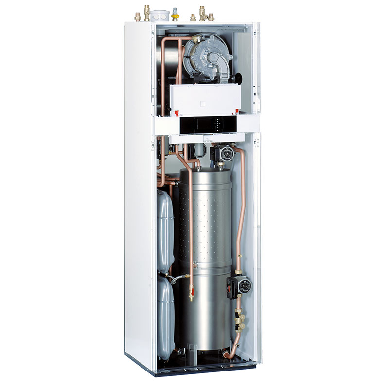 Gas Adsorption Heat Pump