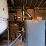 Biomass Boiler Thorpe Row Farm