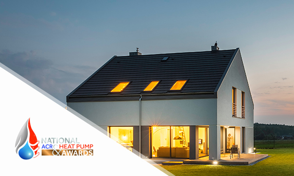 We're National ACR & Heat Pump Awards (NACRA) Finalists For 2018!