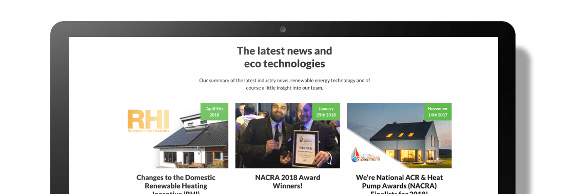 Eco Technology news